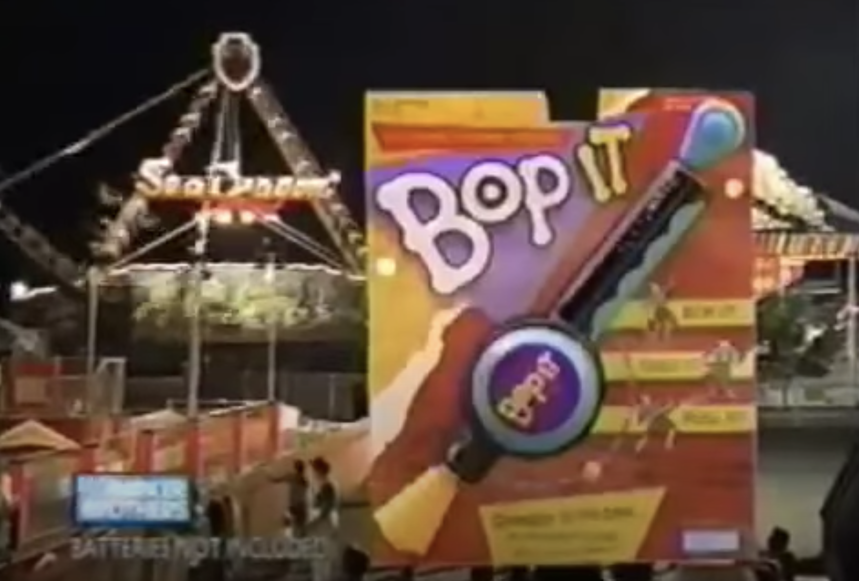 Most Popular Toys of the 90s: Bop It