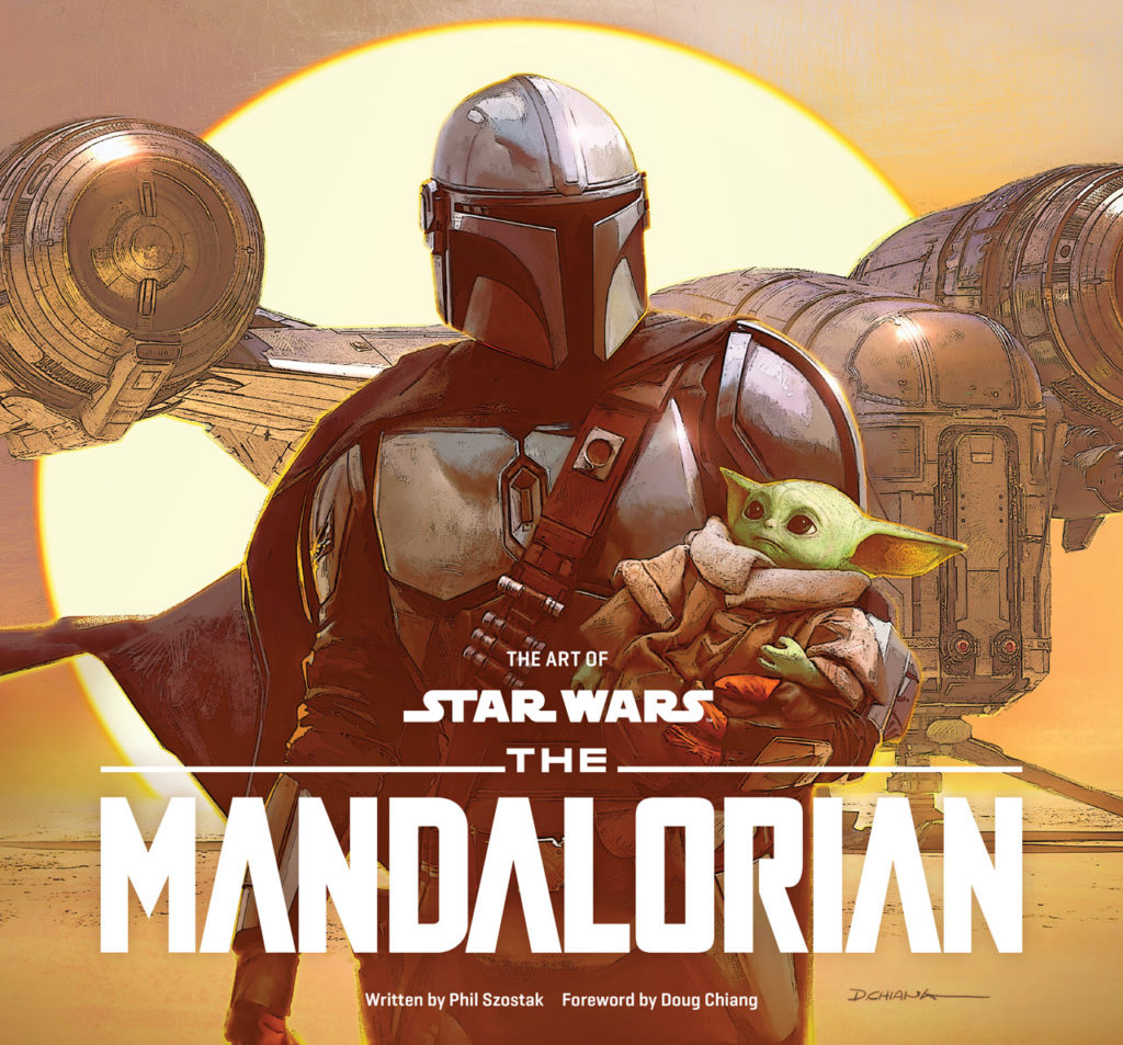 The Mandalorian Is Getting a Series of Books and Comics