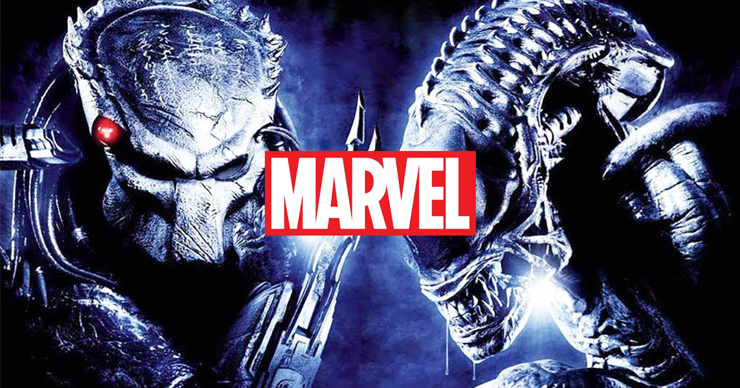 Marvel Acquires Predator and Alien Rights
