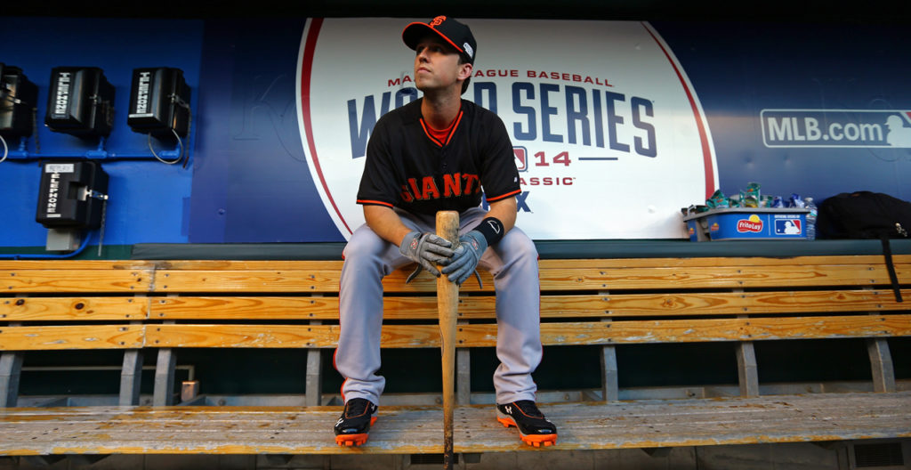 Buster Posey Opts Out