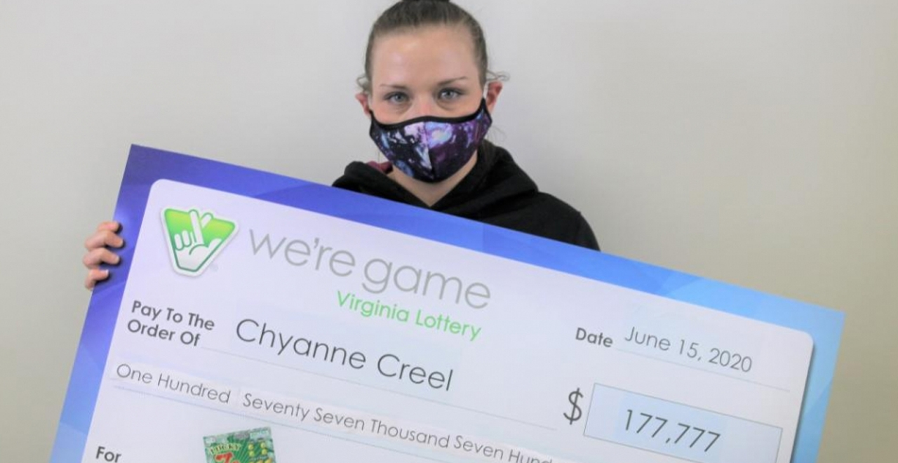 Argument leads to lottery win