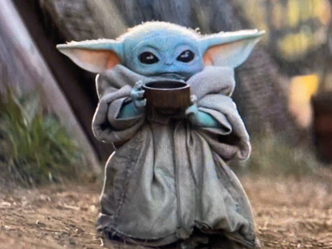 Search Results For Baby Yoda The Dad