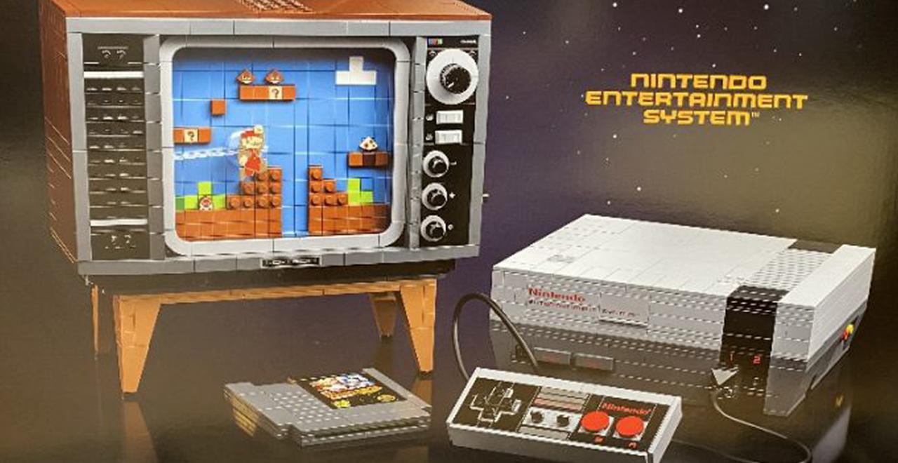NES Lego Console