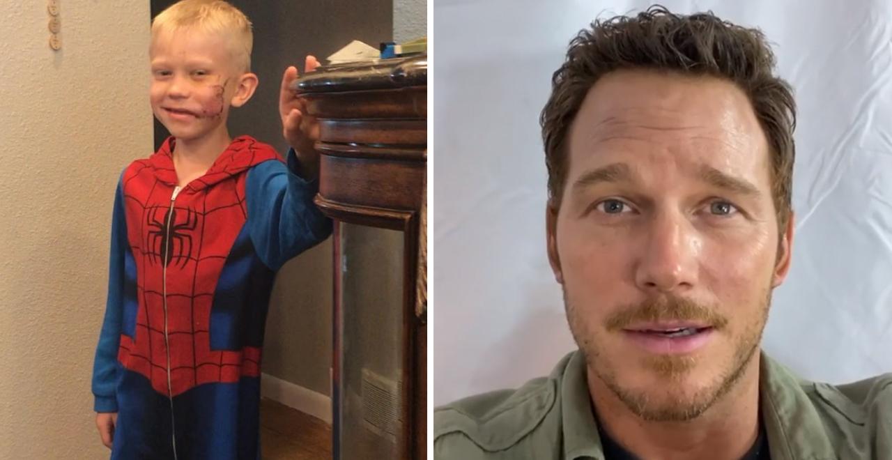 Chris Pratt commends Bridger