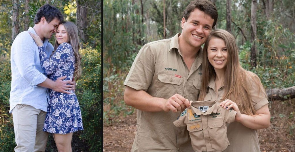 Bindi Irwin and Chandler Powell are Expecting Their First Child