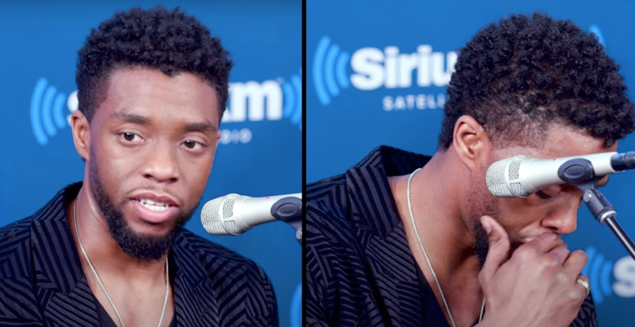 Chadwick Boseman Letters to Kids With Terminal Cancer