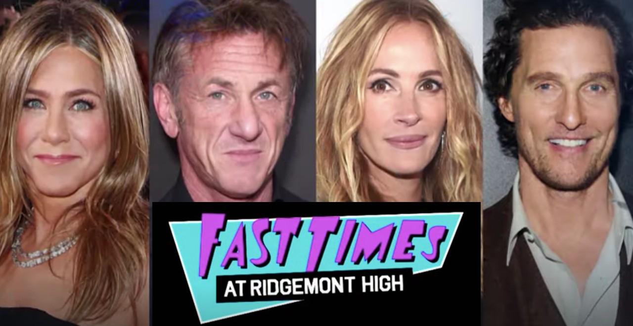 Fast Times at Ridgemont High Table Read