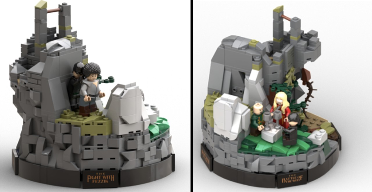 LEGO Princess Bride