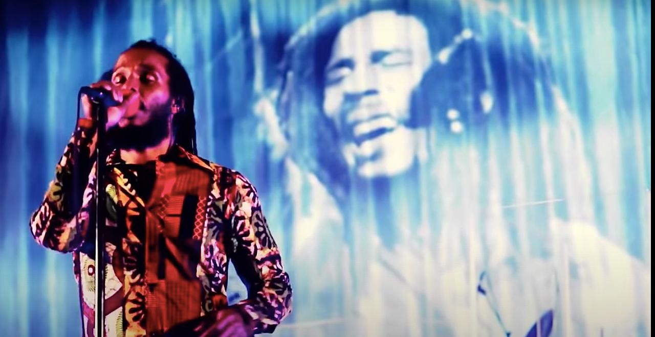 Ziggy Marley Facebook Live