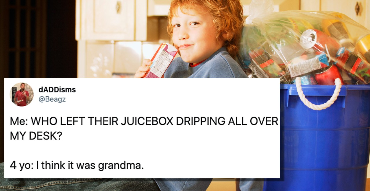 12 Funniest Parenting Tweets of the Week 8/14/20