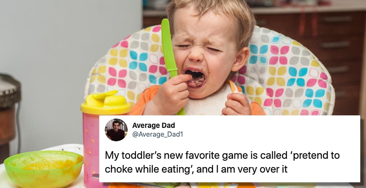 12 Funniest Parenting Tweets of the Week 8-7-20