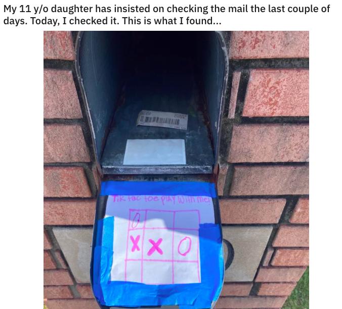 Mailbox Game