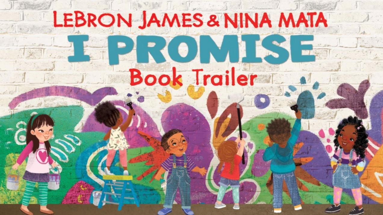 LeBron James Kids Book