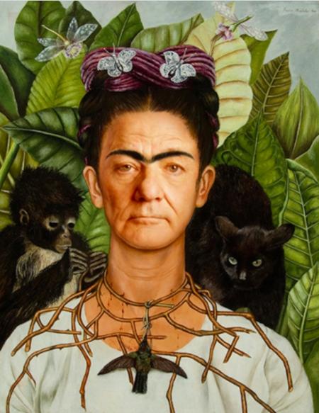 Bill Murray Frida Kahlo