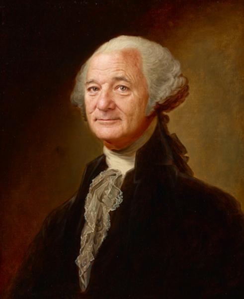 Bill Murray Washington