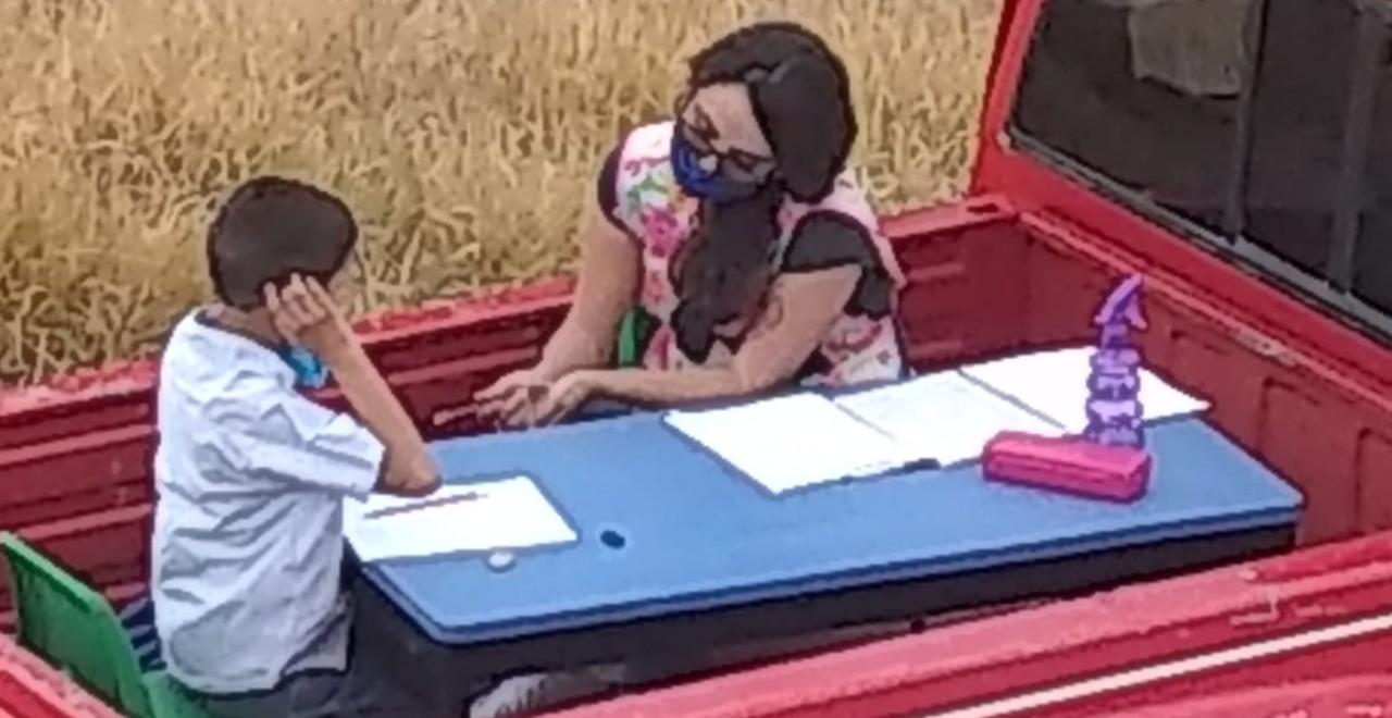 truck classroom