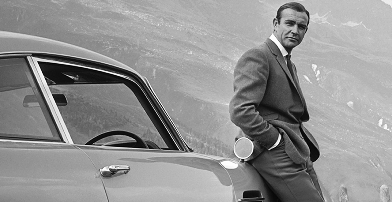 Sean Connery Voted Top Bond
