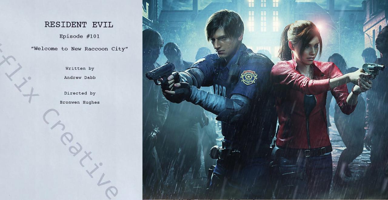 Live action Resident Evil TV Show