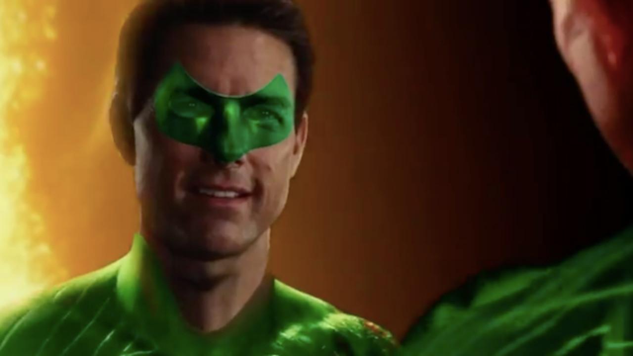 the green lantern reynolds cut