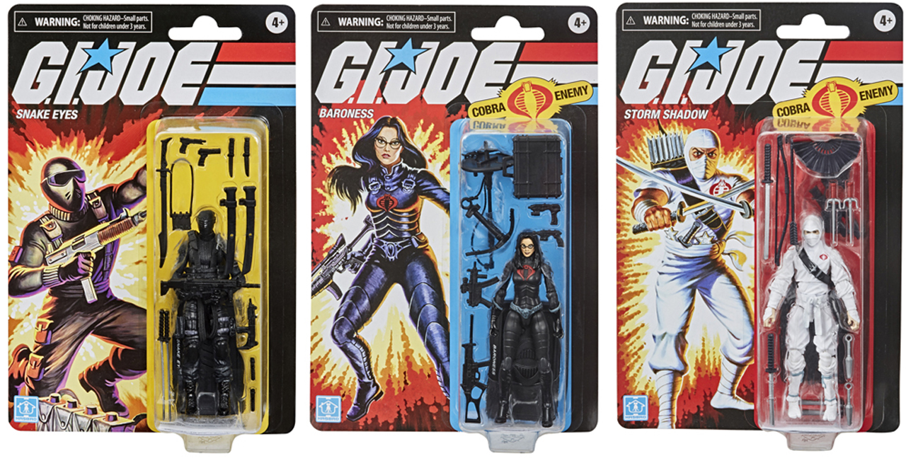 G.I. Joe Retro Collection