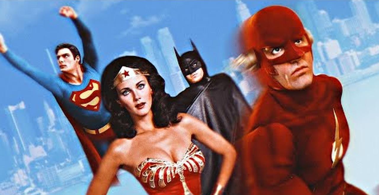 OG Justice League Trailer