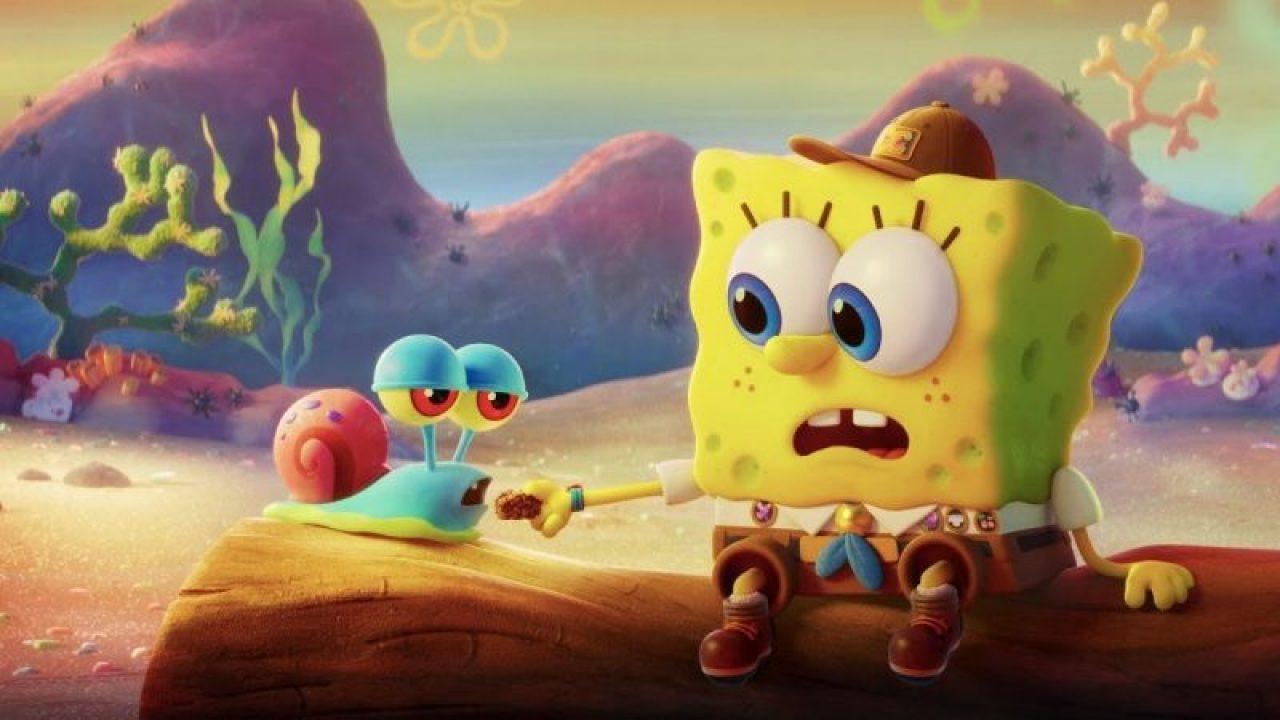 kamp koral spongebob prequel