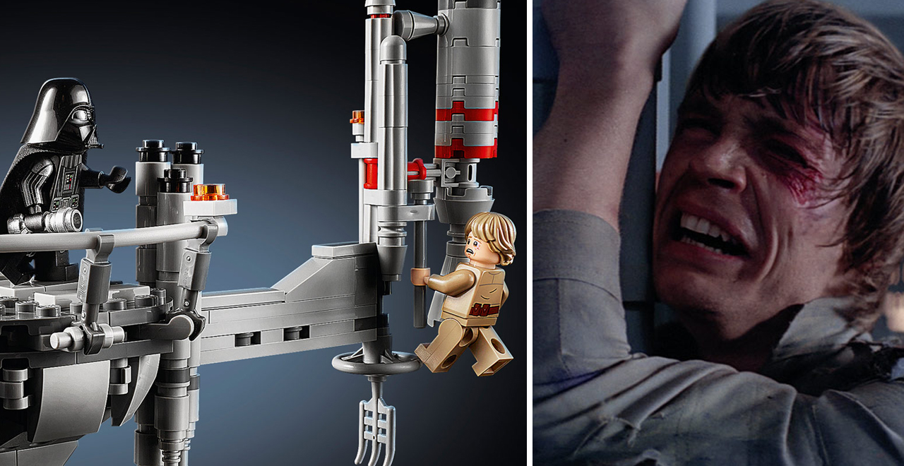 Bespin Duel Lego Set