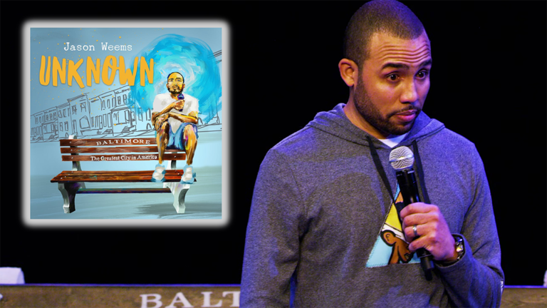 """Jason Weems' new comedy special, """"Unknown"""""""