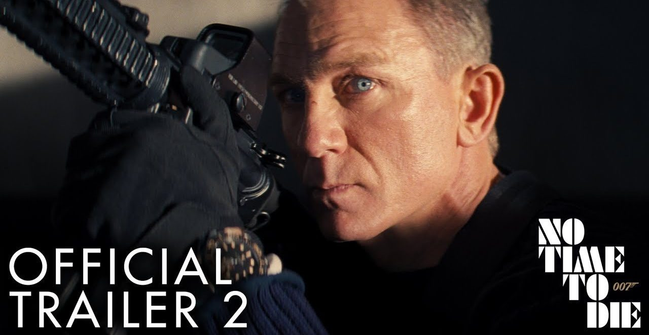 New Bond Trailer