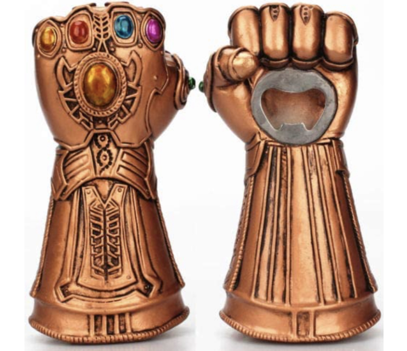 Infinity Gauntlet Bottle Opener
