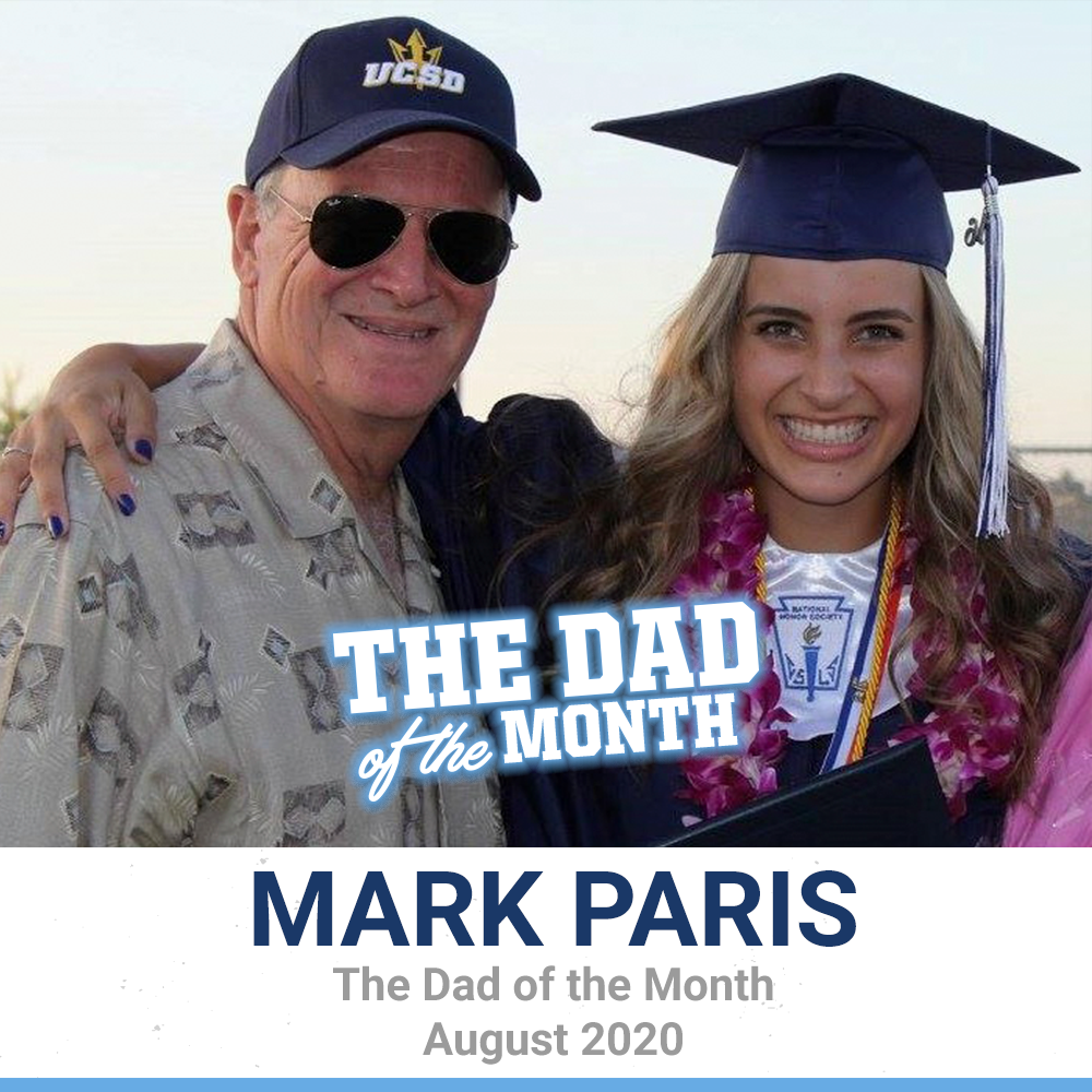 August 2020: Mark Paris