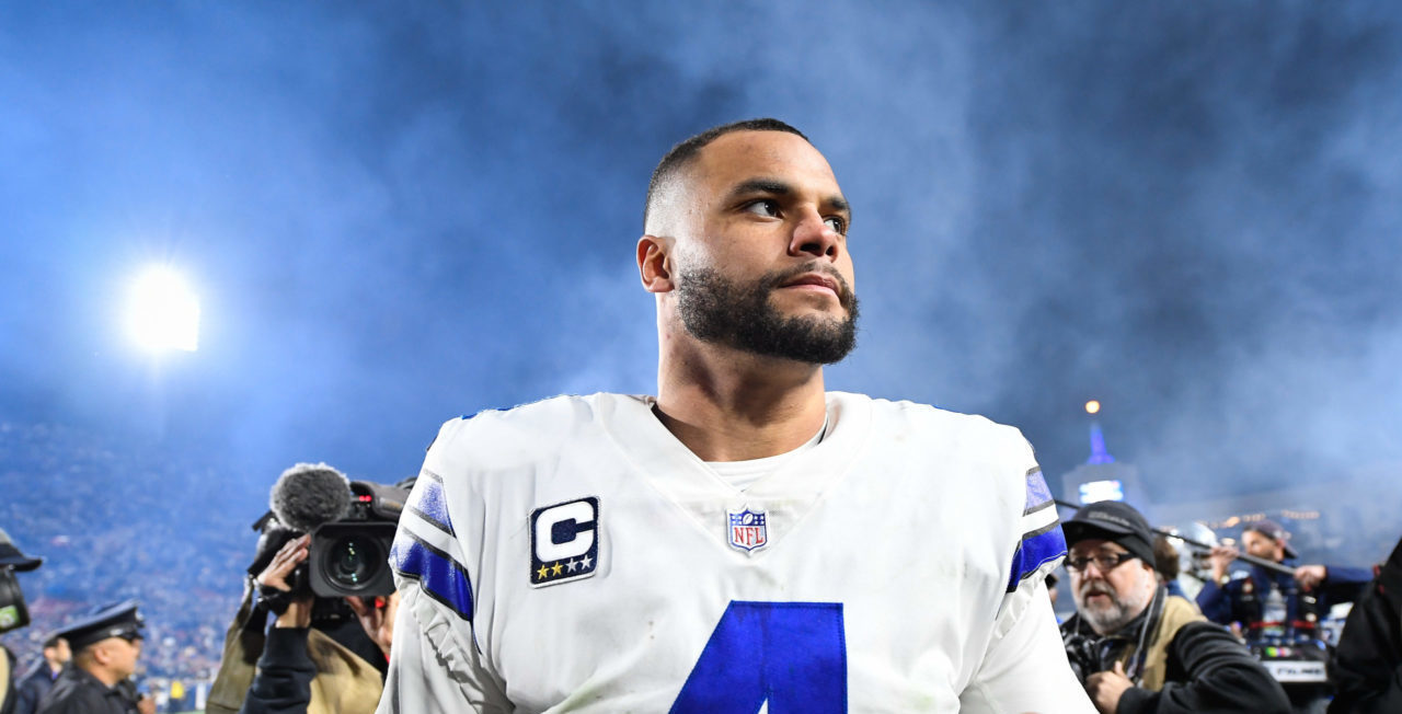 Dak Prescott Mental Health