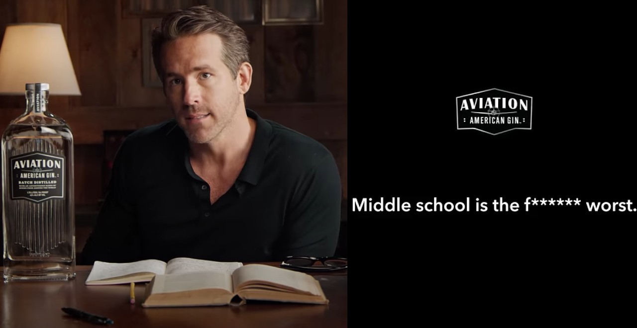Ryan Reynolds Aviation Home School Gin