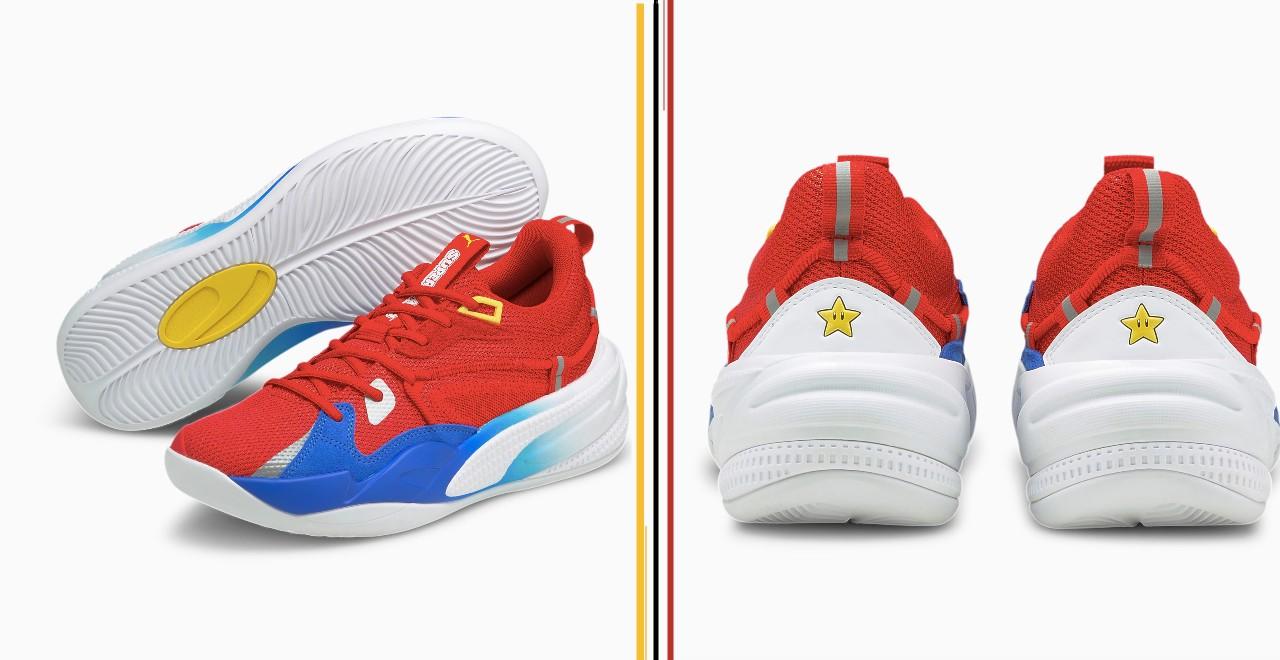 Nintendo Super Mario Puma Shoes