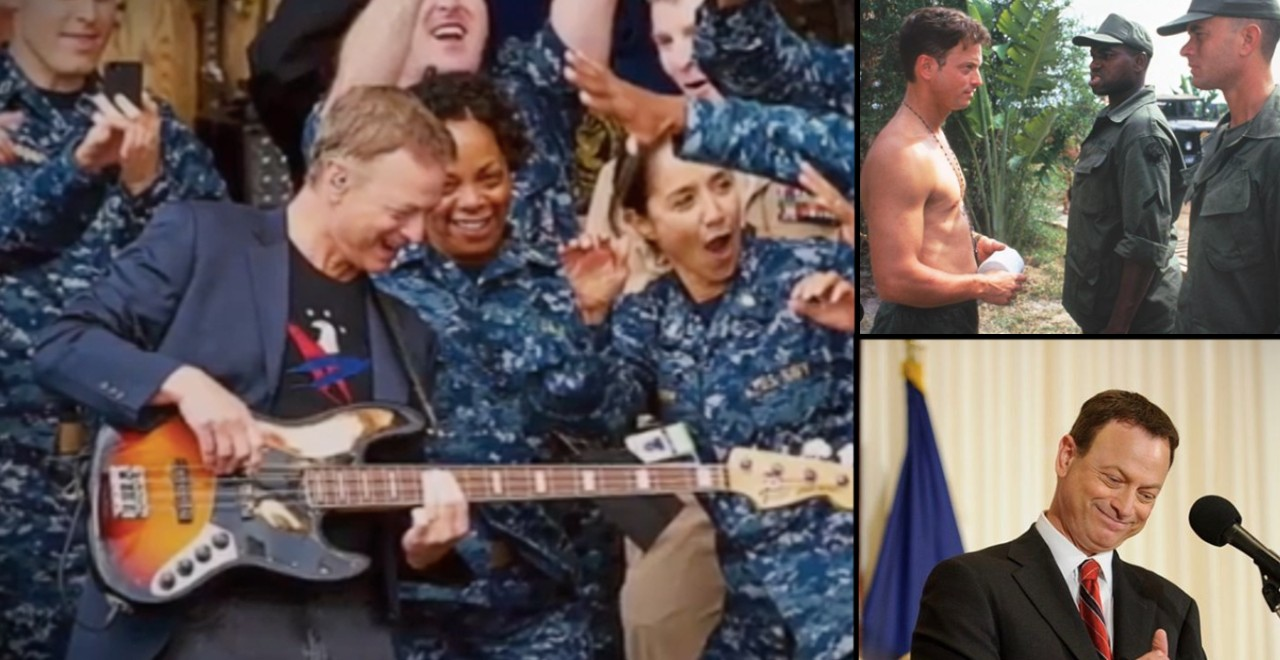 10 Crazy Facts You Don't Know About Gary Sinise
