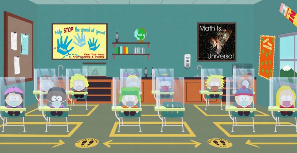 South Park Special COVID-19