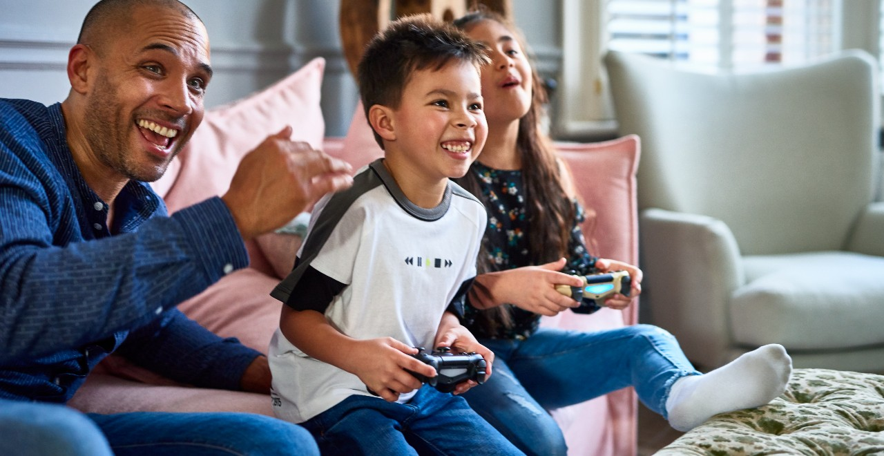 Study Shows Video Games Improve Real-Life Skills