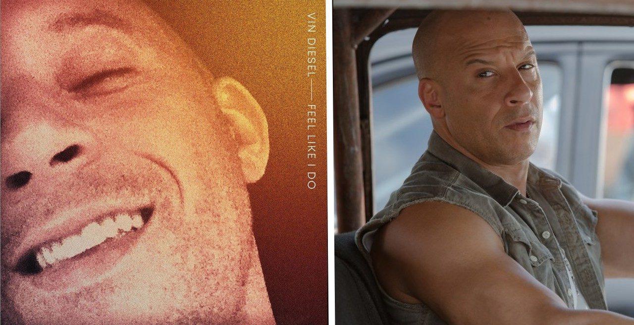 Vin Diesel Debut Song