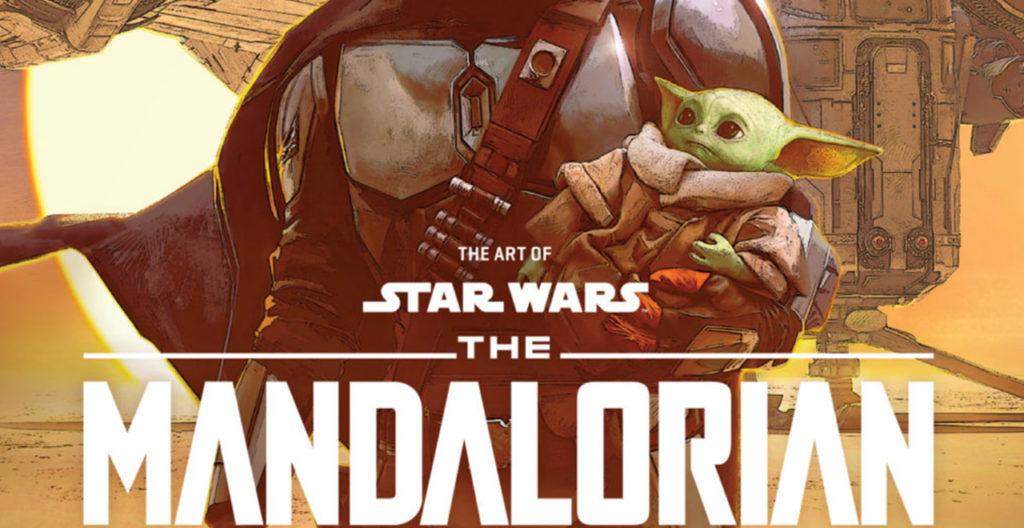 Star Wars The Mandalorian Books