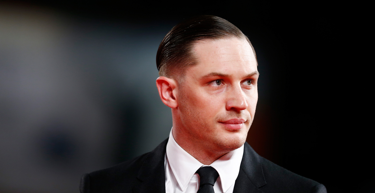 Tom Hardy as Next James Bond?
