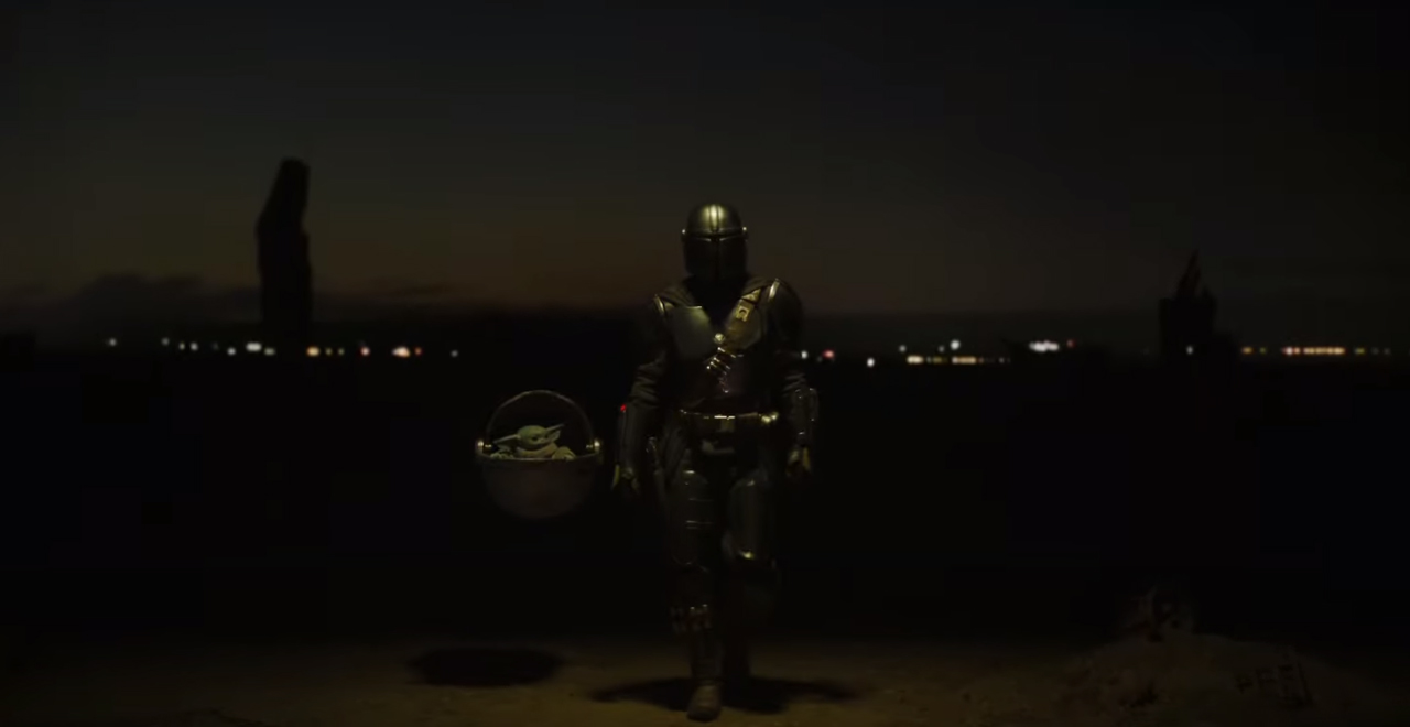 This Is The Way To The Trailer For The Mandalorian Season 2