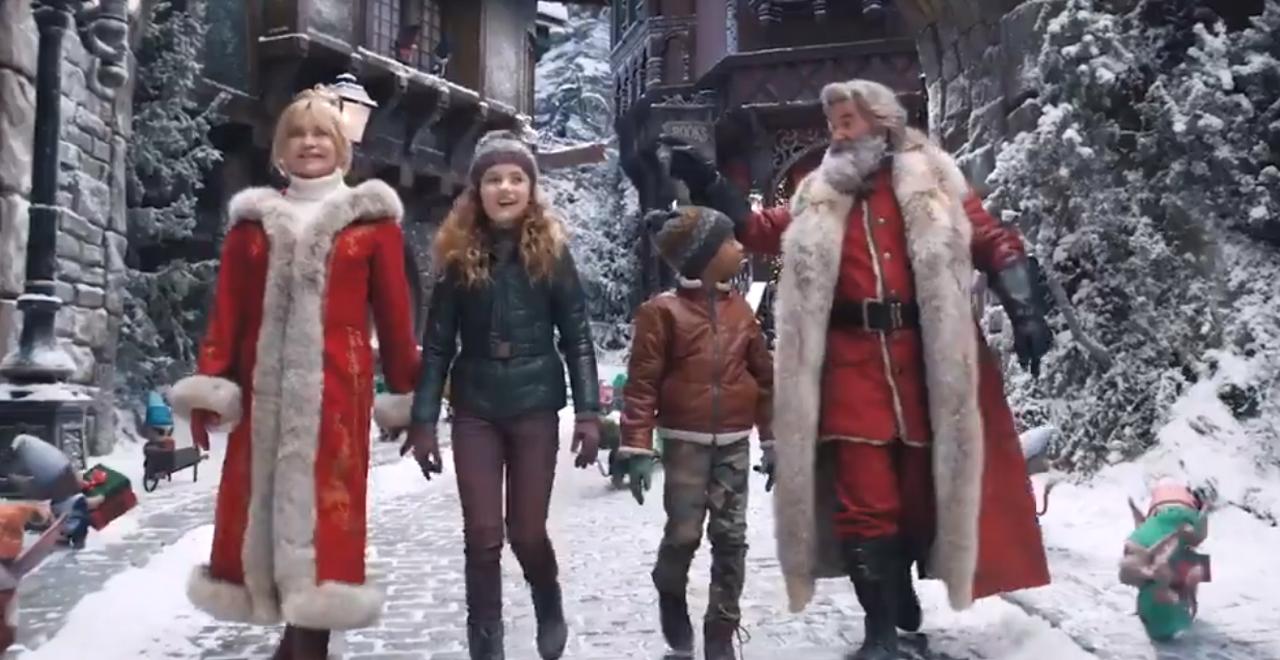 Santa Chronicles 2 Trailer