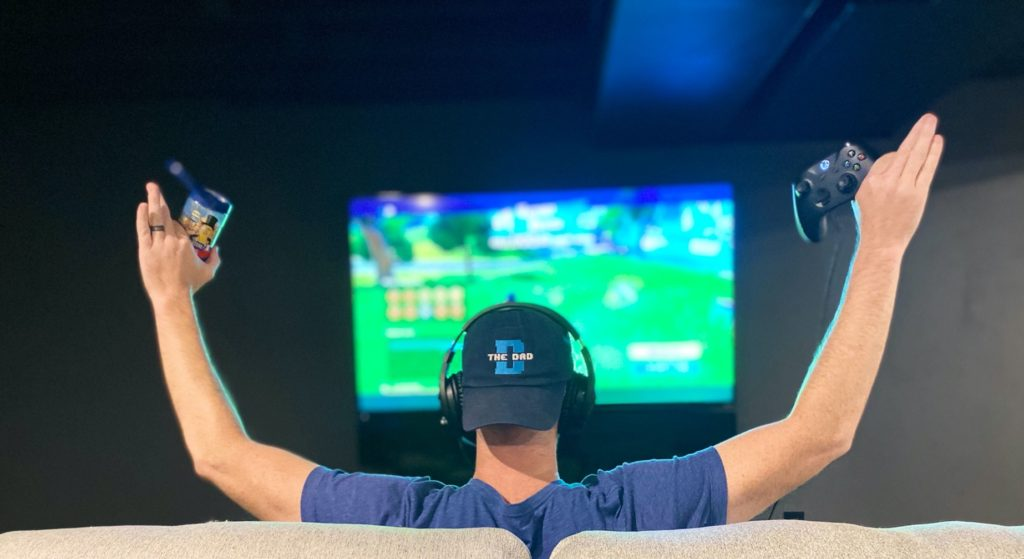 Fortnite Event Recap: The Dad Gaming League, Sponsored By Planters