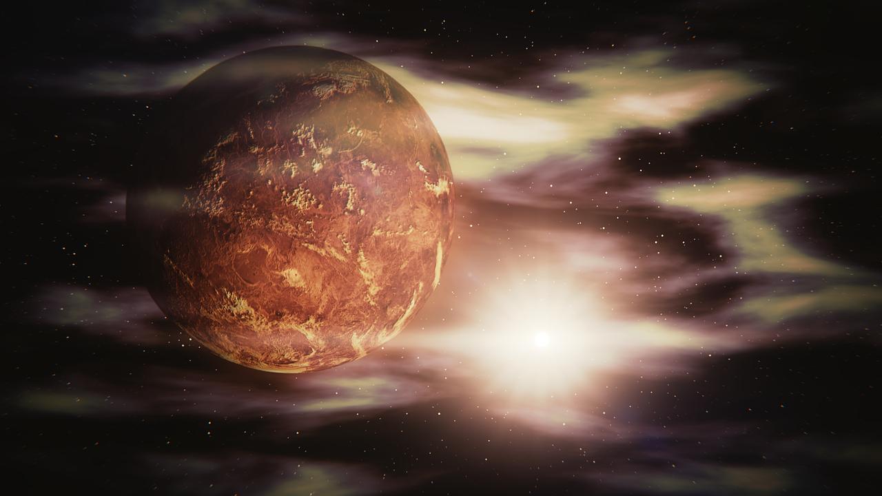 Life in Venus Gas Clouds