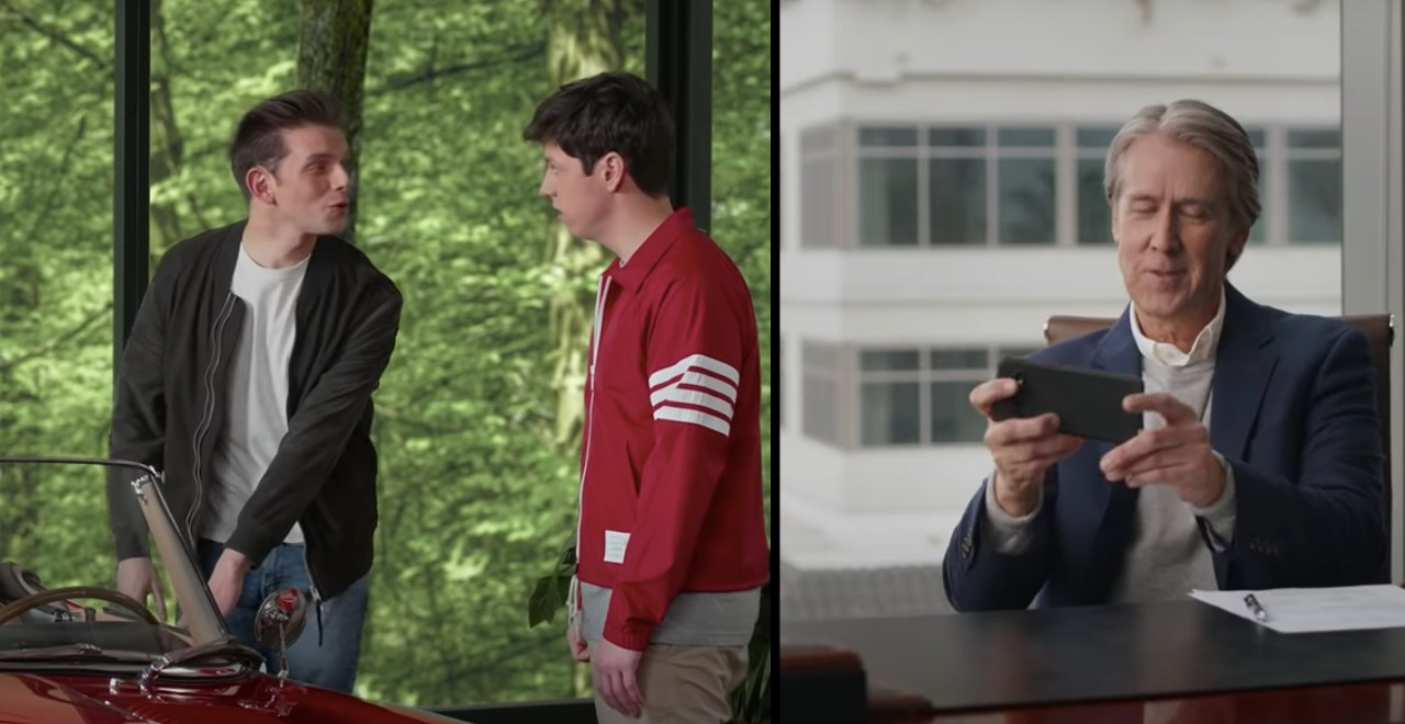 Alan Ruck from Ferris Bueller's Day off reprises his role as an adult Cameron in new ad
