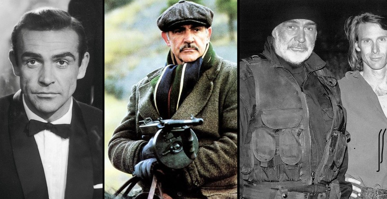 Tributes for Sean Connery