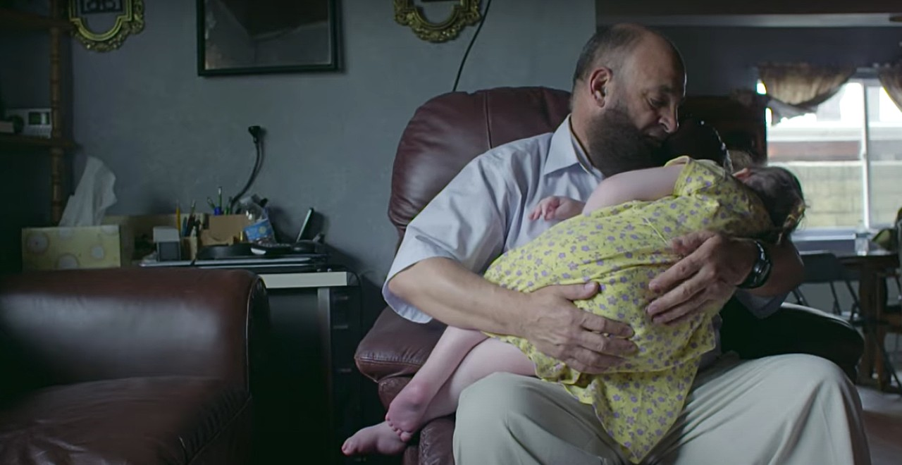 Widowed dad with cancer fosters terminally ill kids
