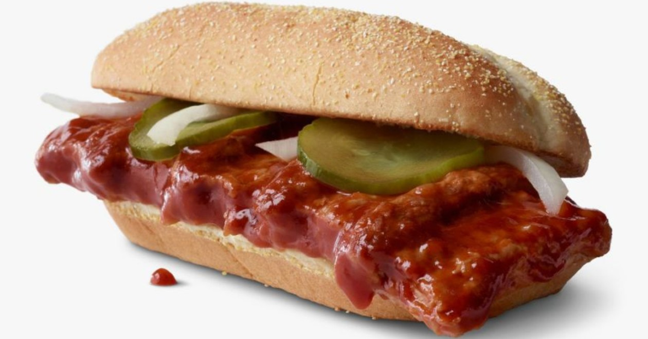 McRib is Back