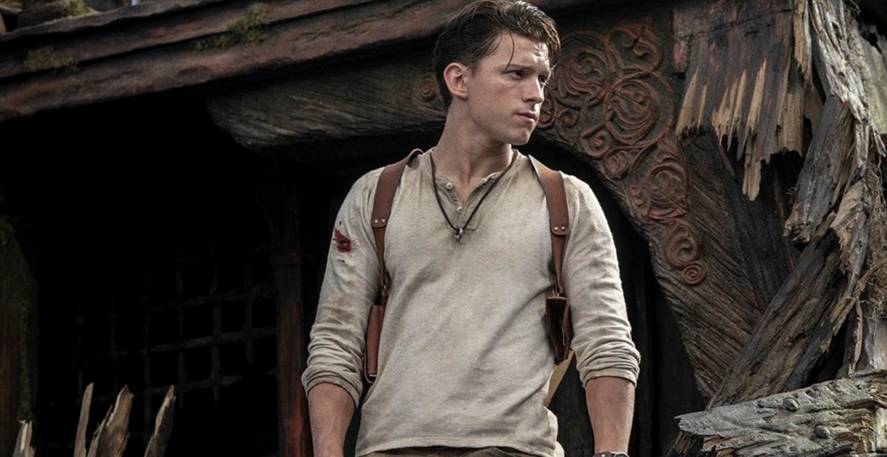 First Look of Tom Holland as Nathan Drake in Long Awaited 'Uncharted' Movie