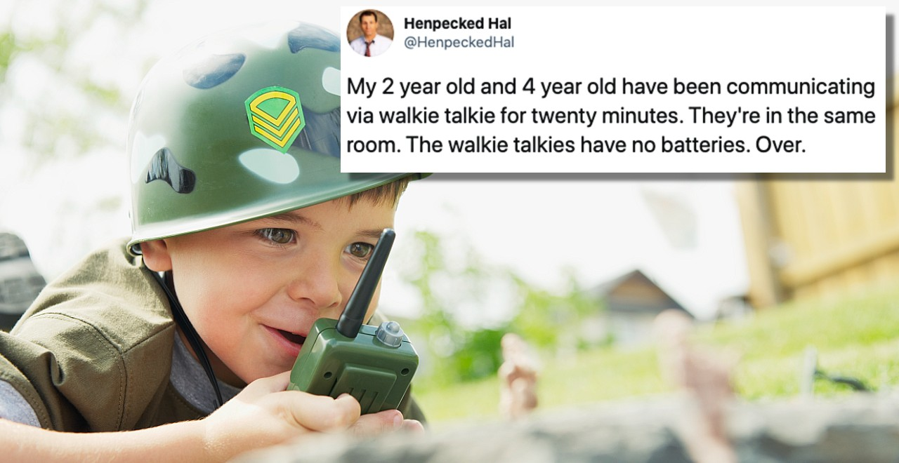 Funniest parenting tweets 10/09/20